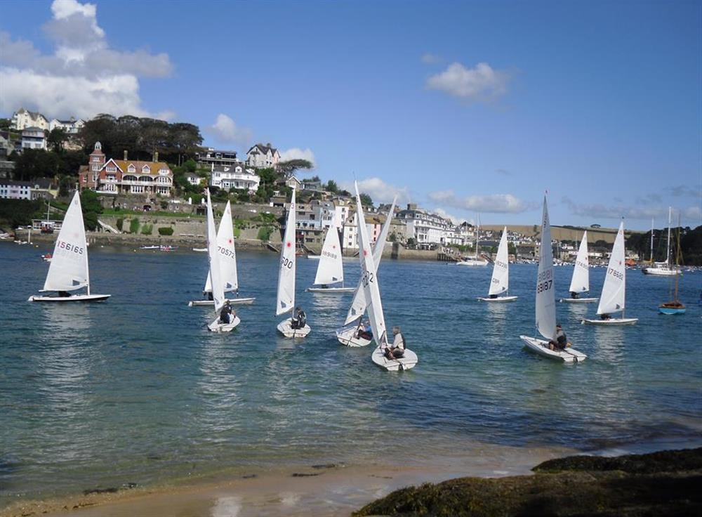 Salcombe is less than 20 minutes drive away at Cuttery House, East Allington