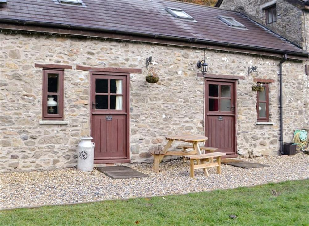 Charming stone-built holiday home