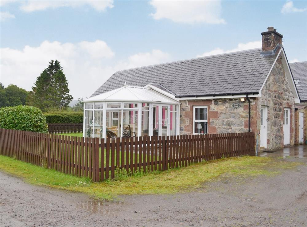 Exterior at Dairy Cottage in Beauly, Inverness-Shire