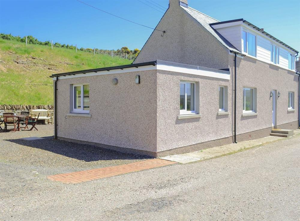 Lovely detached property, the perfect base to relax and unwind at Dalview in Strathy, near Thurso, Highlands, Caithness
