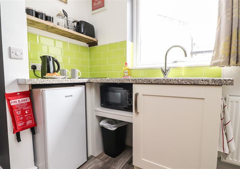 Kitchen at Dandelion, Preston