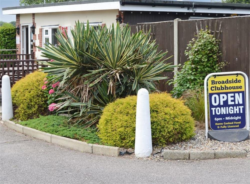 On-site amenities (photo 5) at Daphne in Stalham, Norfolk