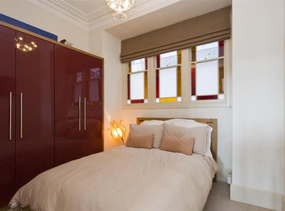 Bedroom at Dart View, Apartment 1 in Dartmouth, Devon