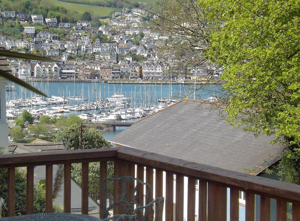 View at Dartview in Dartmouth, Devon