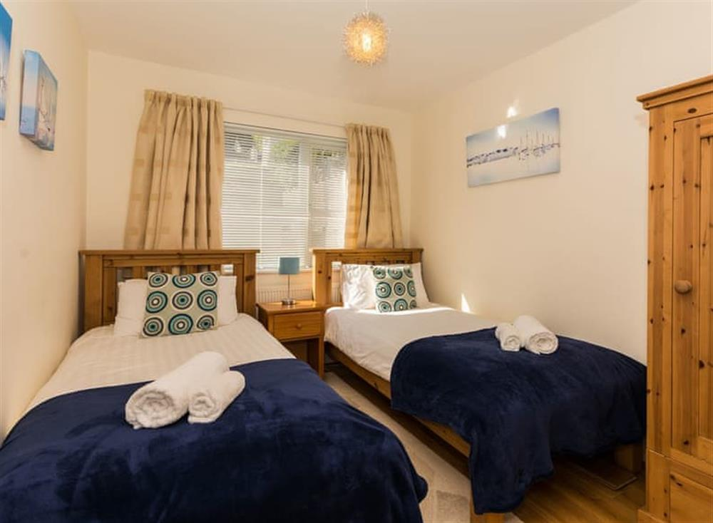 Twin bedroom at Dartwood in , Dartmouth
