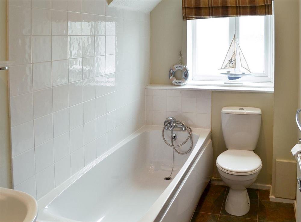 Bathroom at Davids Island in Wroxham, Norfolk
