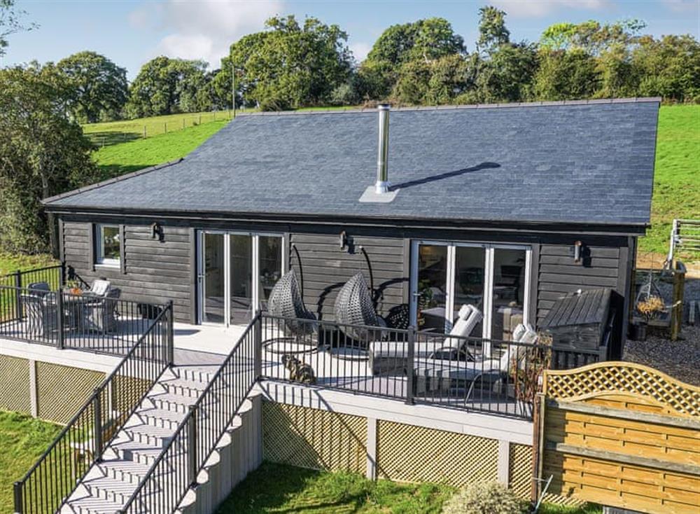Wonderful, single storey lodge