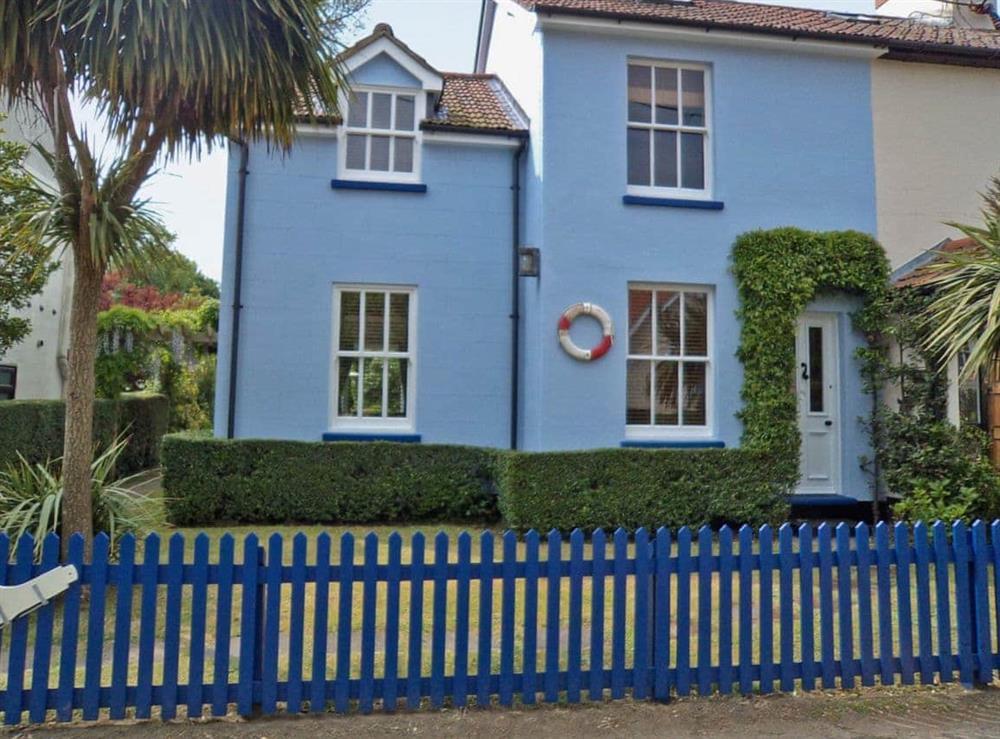 Exterior at Deben Vale in Waldringfield, Nr Woodbridge, Suffolk., Great Britain