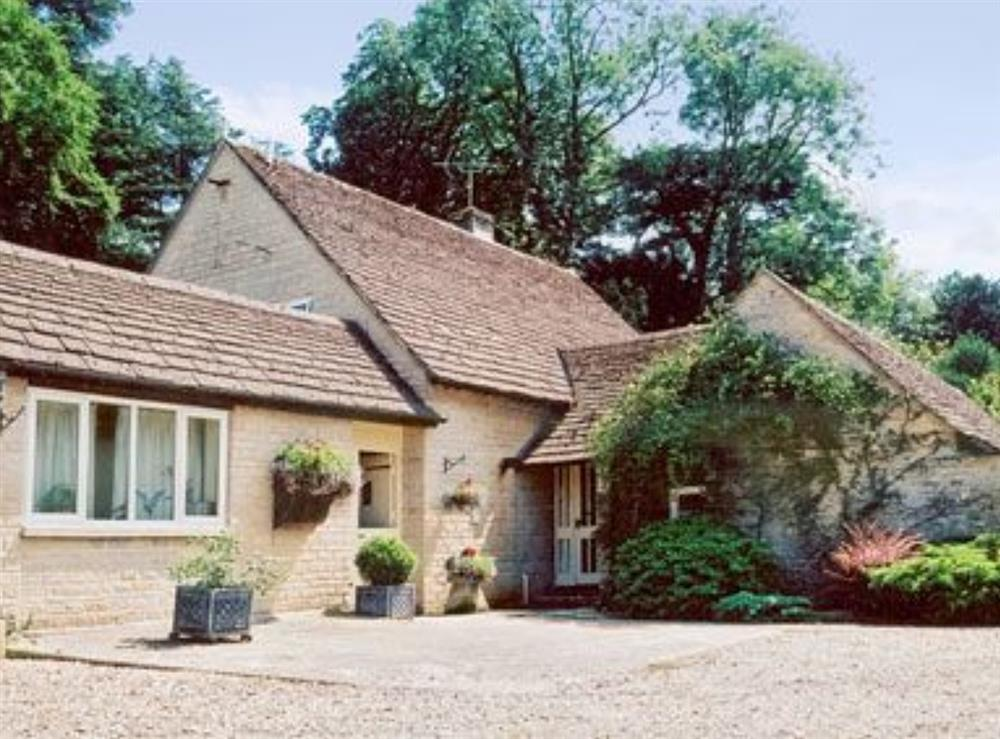 Exterior at Deer Park Cottage Annexe in Hatherop, Gloucestershire