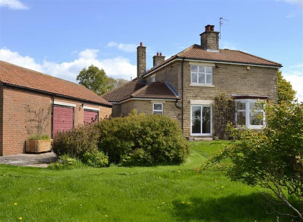 Attractive rural holiday home