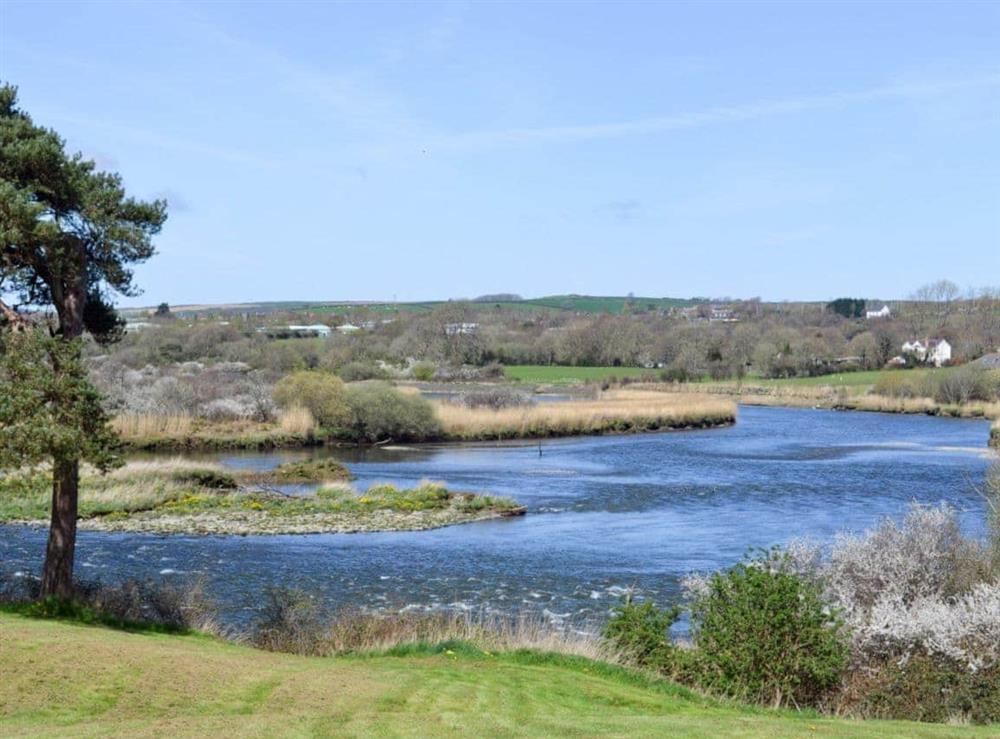 View at Deri in Llangoedmor, Nr Cardigan, Dyfed., Great Britain