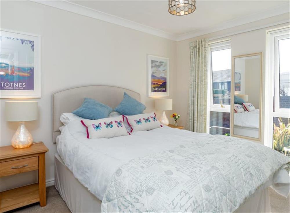 Attractive double bedroom at Devon Retreat in Paignton, Devon