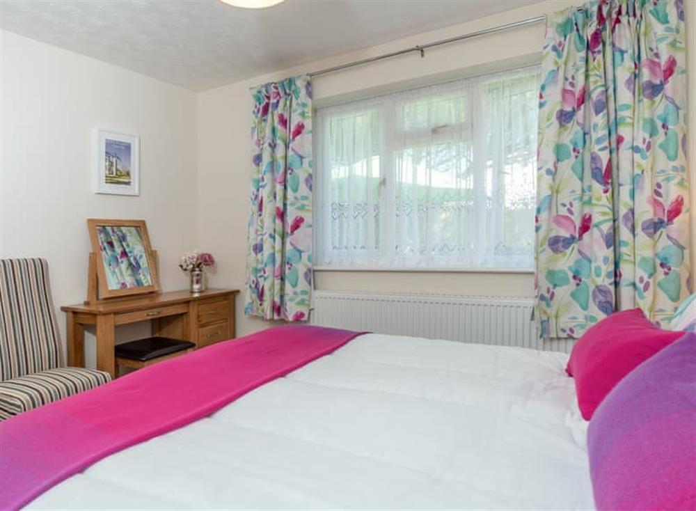 Comfortable double bedroom (photo 2) at Devon Retreat in Paignton, Devon