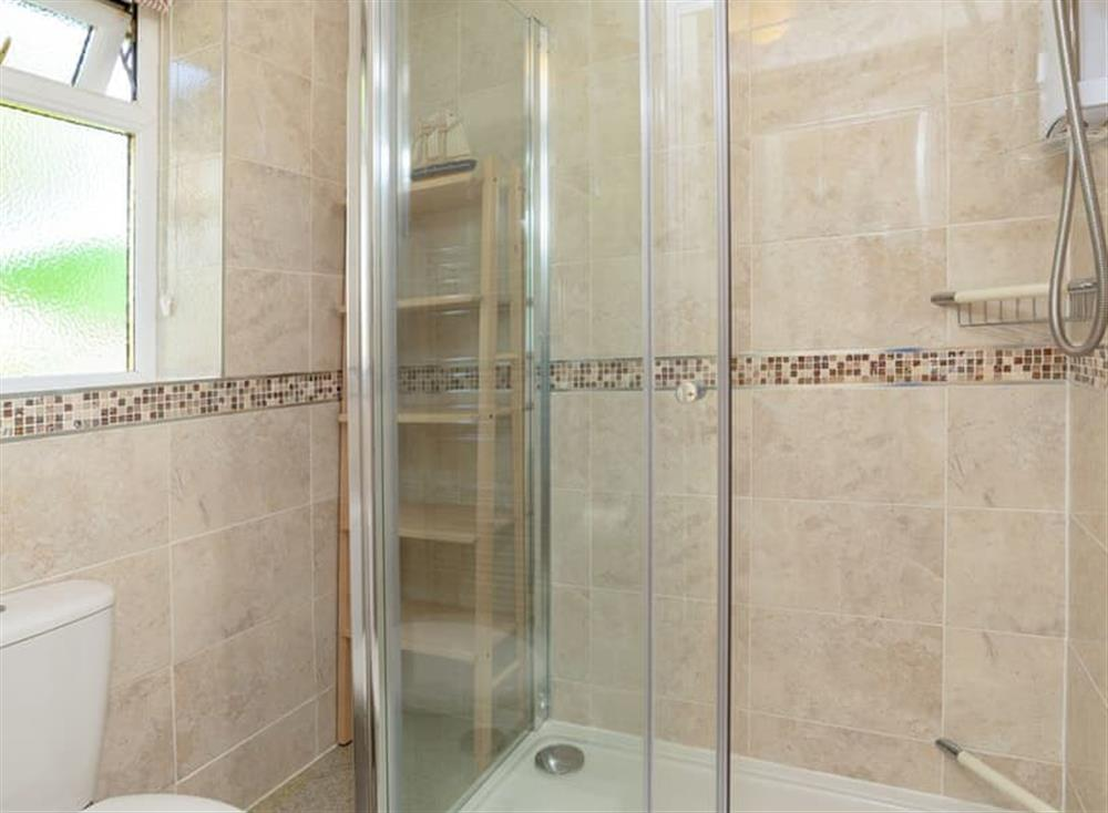 Family bathroom at Devon Retreat in Paignton, Devon