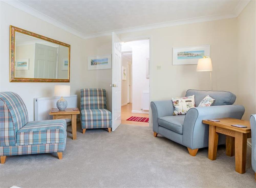 Spacious living room at Devon Retreat in Paignton, Devon