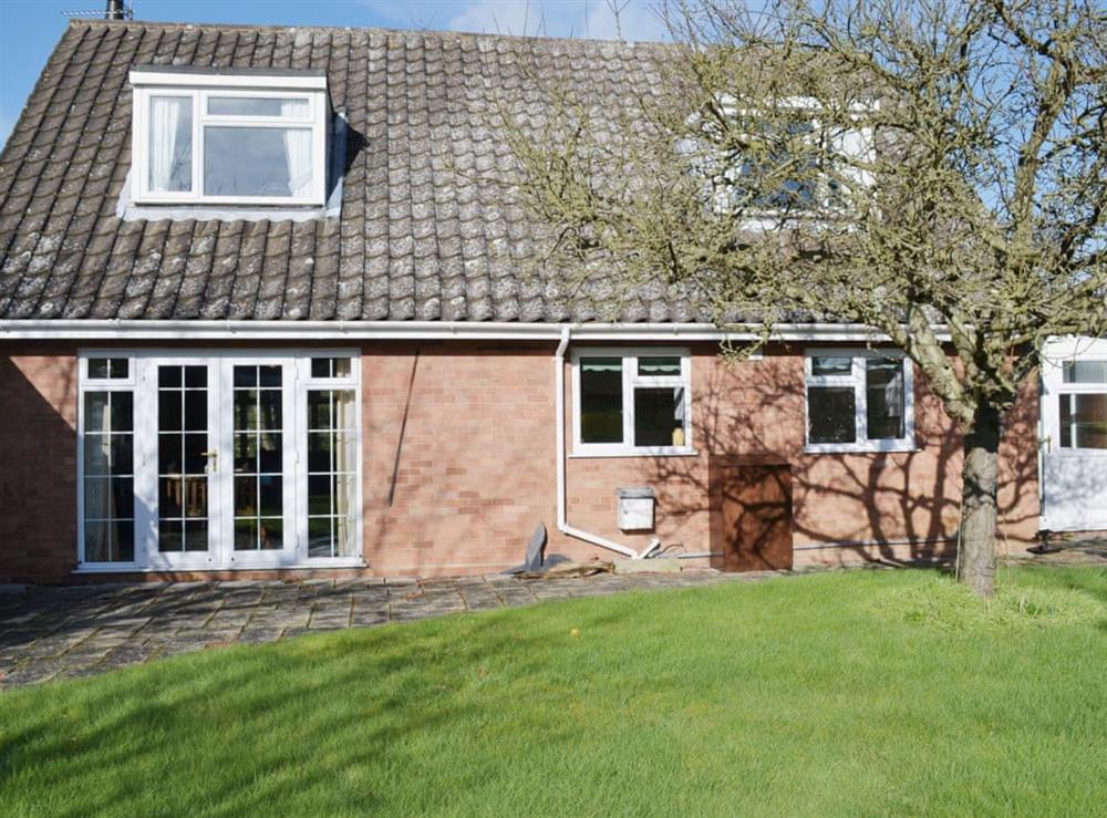 Exterior at Dinsel in Upton, Norfolk