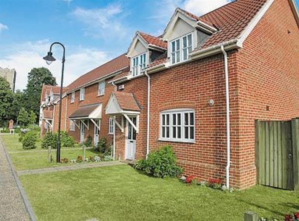 Exterior at Dormers in Leiston, Suffolk