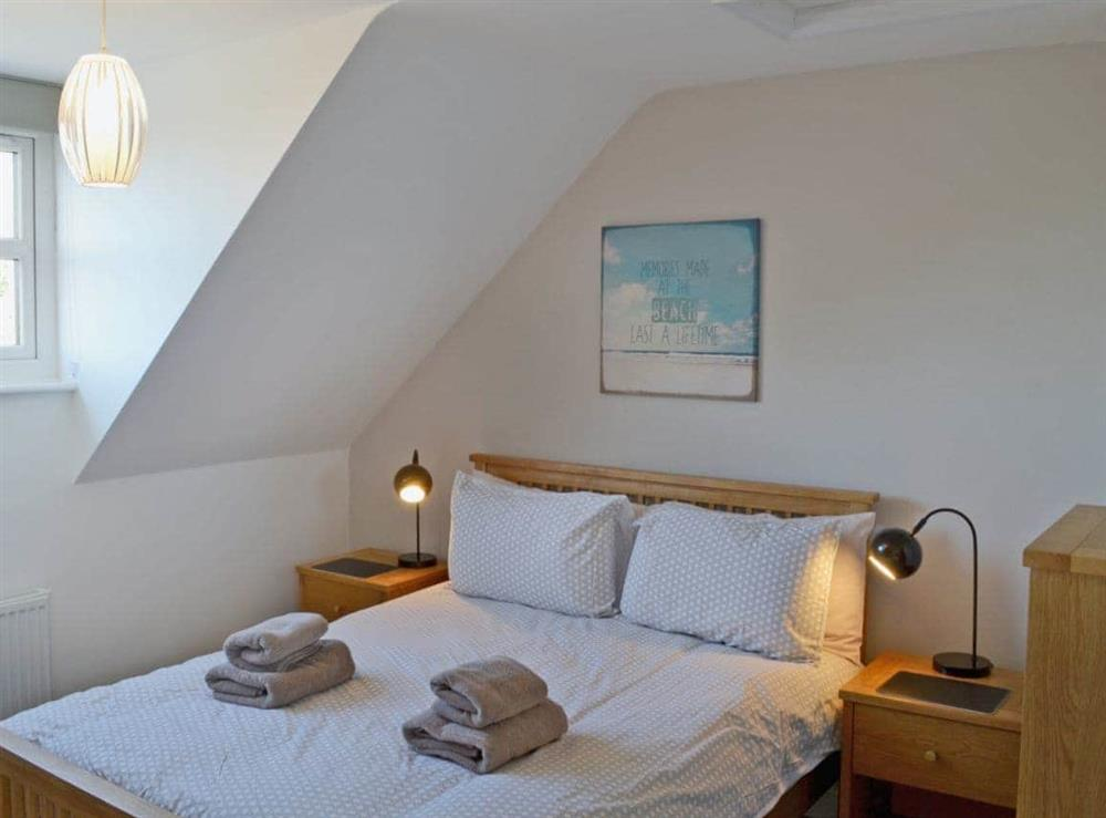 Double bedroom at Dormouse Cottage in Sea Palling, Norfolk