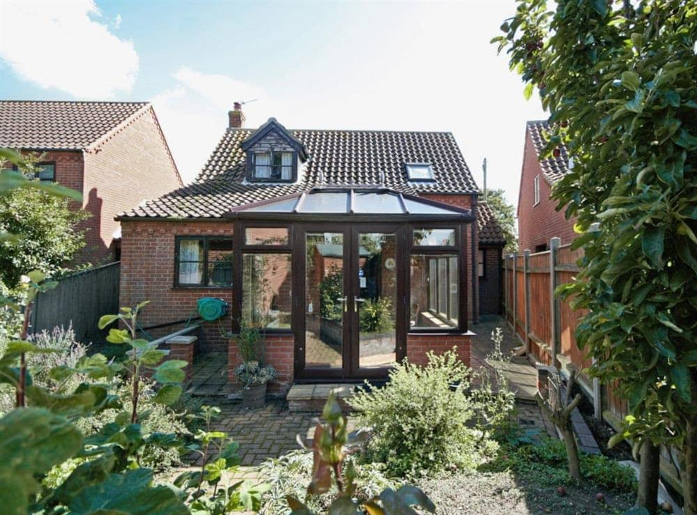 Exterior at Dormouse Cottage in Sea Palling, Norfolk