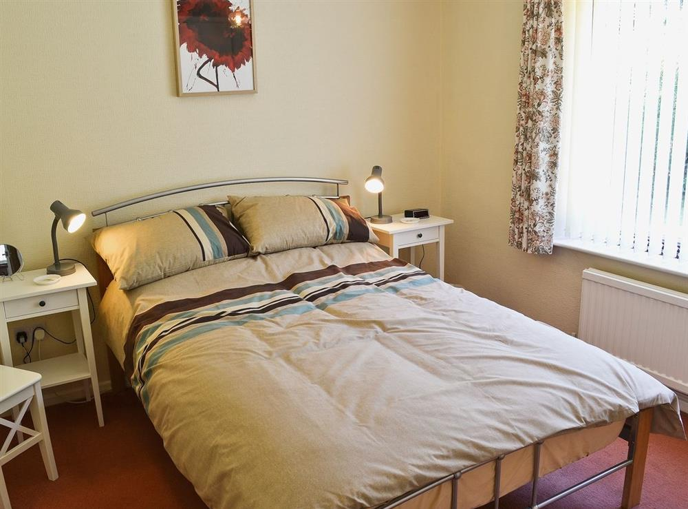 Double bedroom at Dots Place in North Walsham, Norfolk
