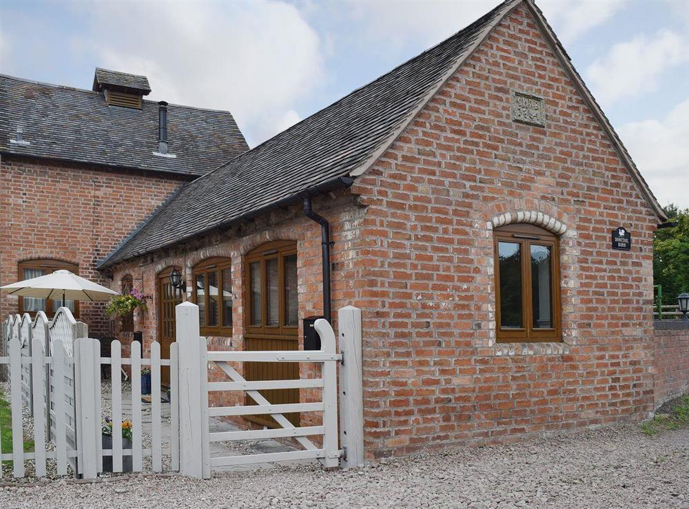 Delightful conversion in the heart of Worcestershire at Dovetail Barn in Rous Lench, near Evesham, Worcestershire
