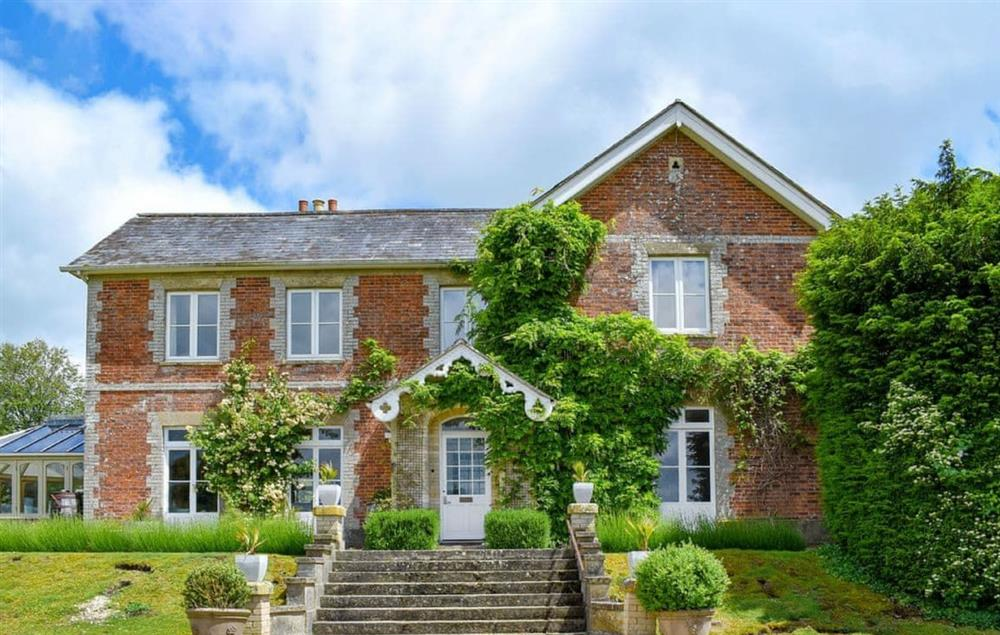 Downwood Vineyard Manor House is an elegant and spacious Victorian manor house is