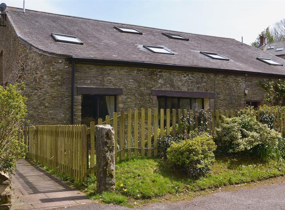 Exterior at Dray Cottage in East Allington, Nr. Totnes, Devon., Great Britain