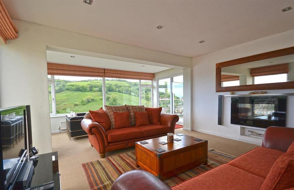 Another view of the living room at Driftwood, Dartmouth