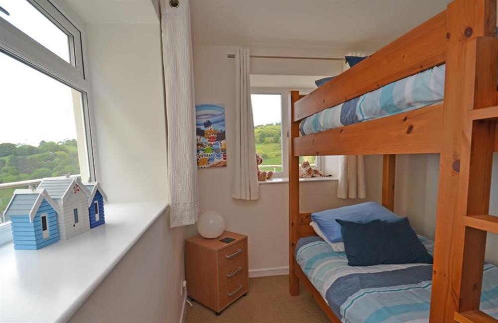 The bunk bedroom at Driftwood, Dartmouth