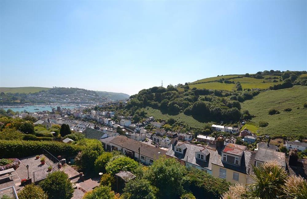 The view at Driftwood, Dartmouth
