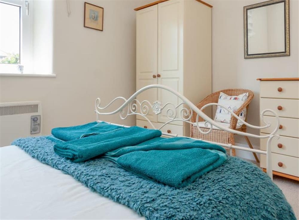 Comfortable double bedroom (photo 3) at Driftwood in Stoke Fleming, Devon