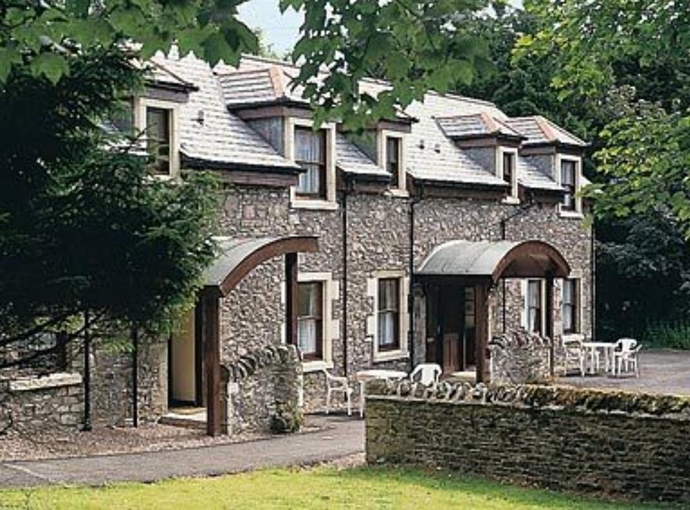 Exterior at Dryburgh in Whitmuir, Selkirk, Selkirkshire
