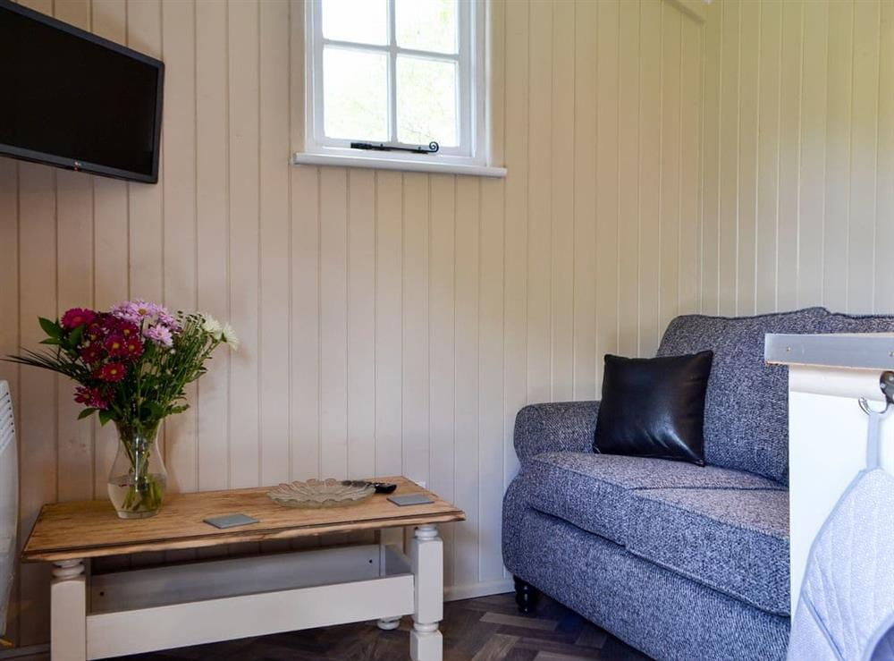 Interior at Duck View in Cwmyoy, near Abergavenny, Gwent