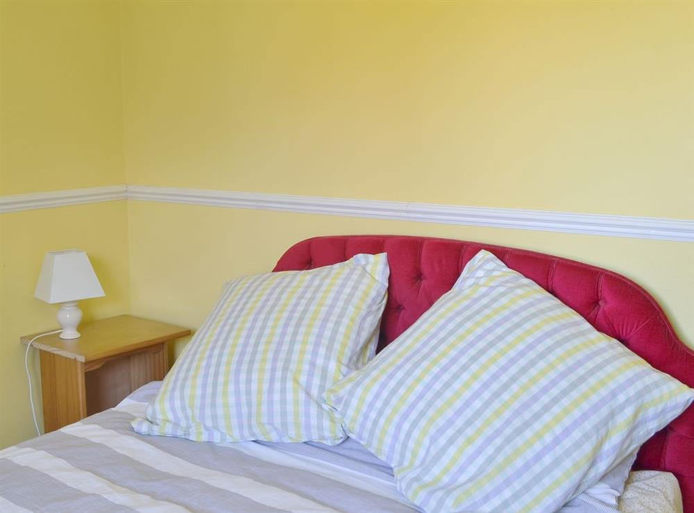 Double bedroom at Duneside in Sea Palling, Norfolk