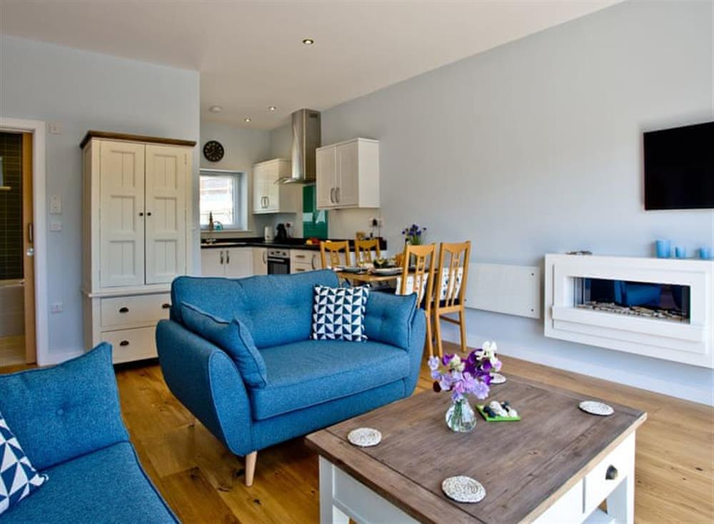 Open plan living space (photo 2) at Dunlin 4 in The Cove, Brixham