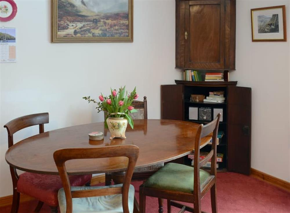 Dining Area at Dunrobin in Lairg, near Sutherland, Highlands, Scotland