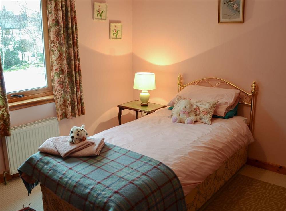 Single bedroom at Dunrobin in Lairg, near Sutherland, Highlands, Scotland