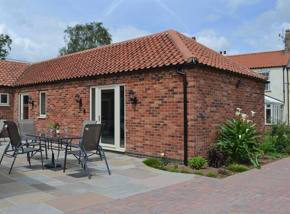 Single storey semi detached cottage set on a working farm at The Parlour,