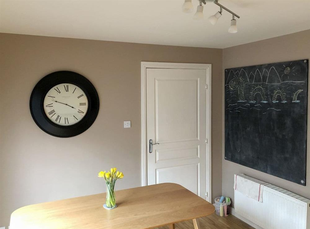 Dining Area at Eastwood House in Inverness, Inverness-Shire