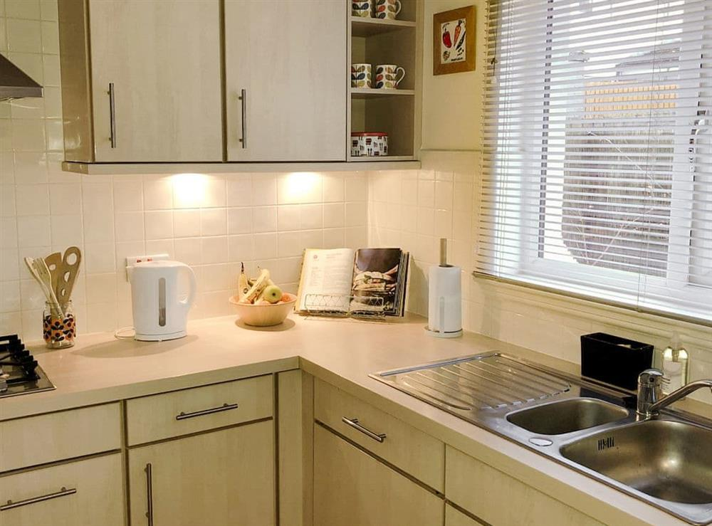 Kitchen at Eastwood House in Inverness, Inverness-Shire