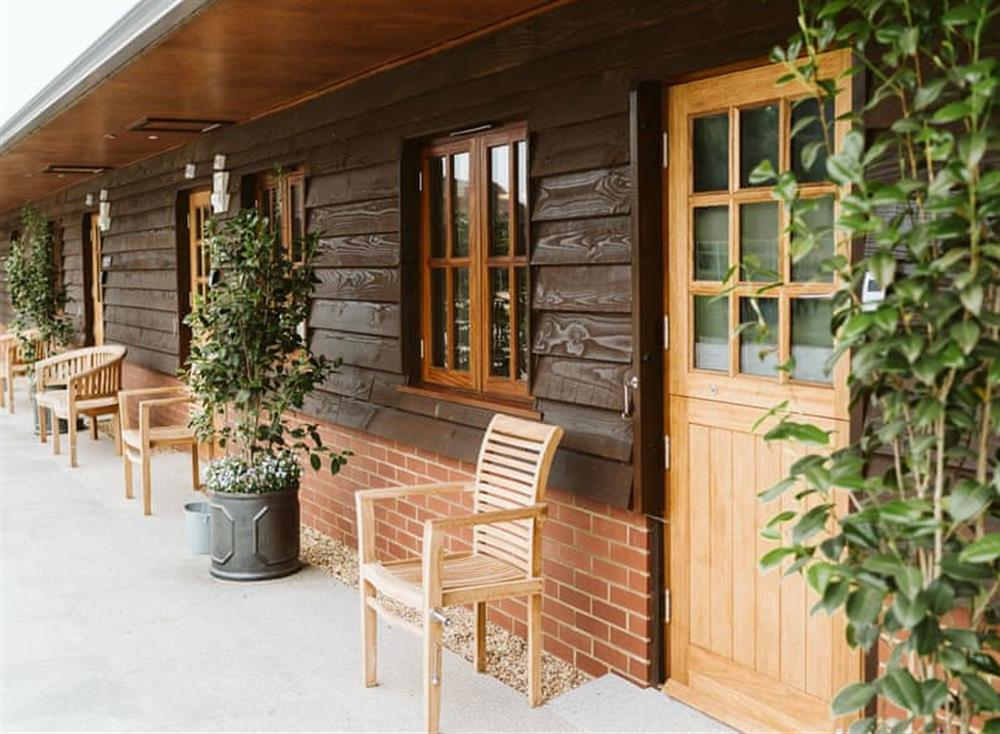Exterior at Egremont Russet in Houghton, Hampshire