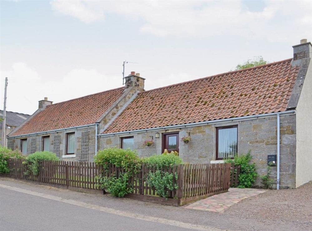 Exterior at Eliza Cottage in Haddington, East Lothian