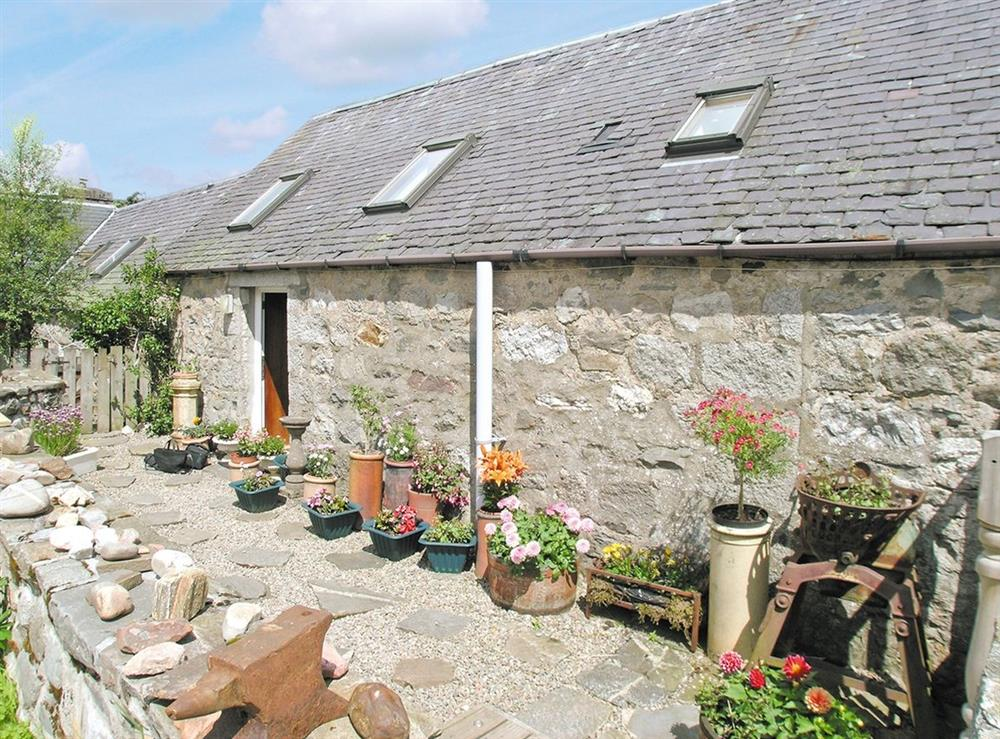 Exterior at Ellon Cottage in Laggan, near Newtonmore, Inverness-Shire