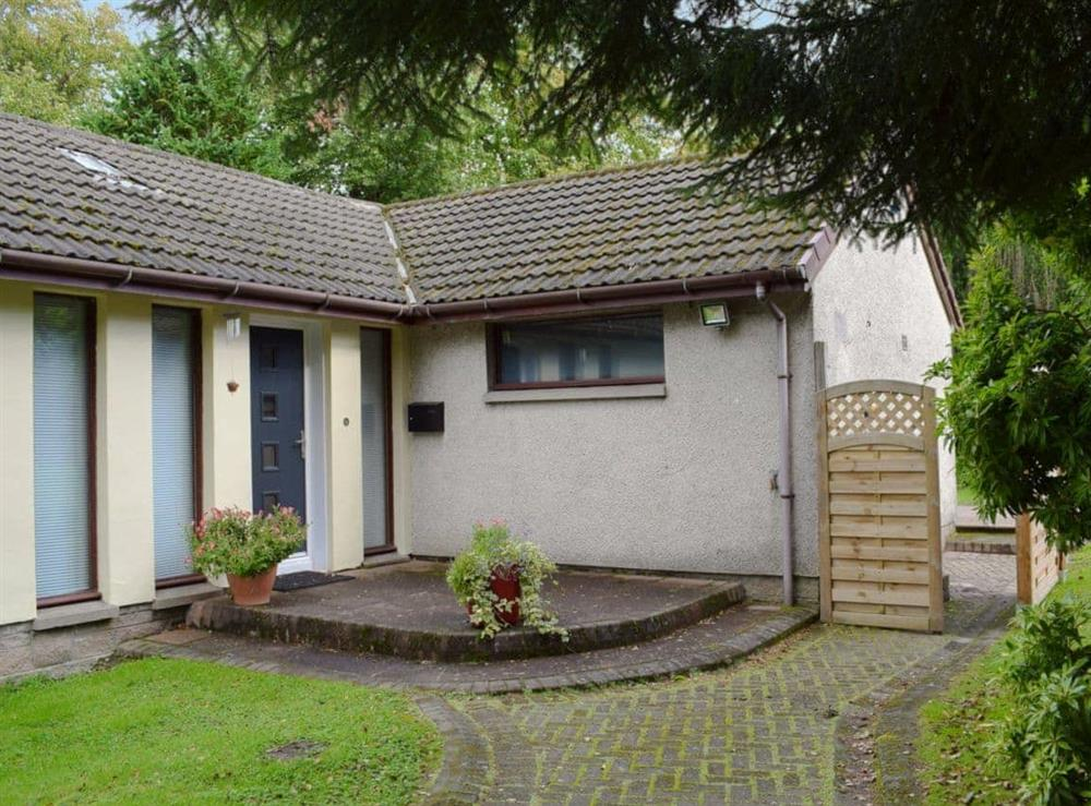 Charming holiday home at Elm Cottage in Falkirk, Stirlingshire