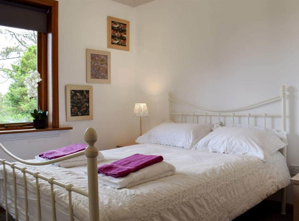 Comfy en-suite at Elm Cottage in Falkirk, Stirlingshire