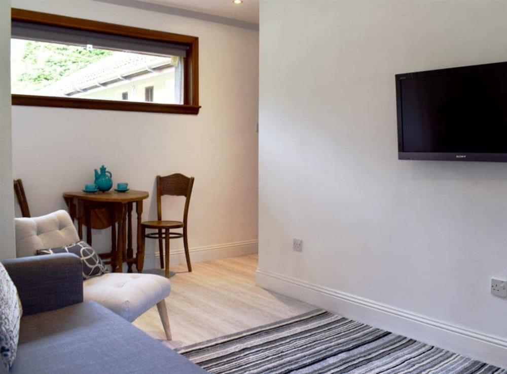 Second living room at Elm Cottage in Falkirk, Stirlingshire