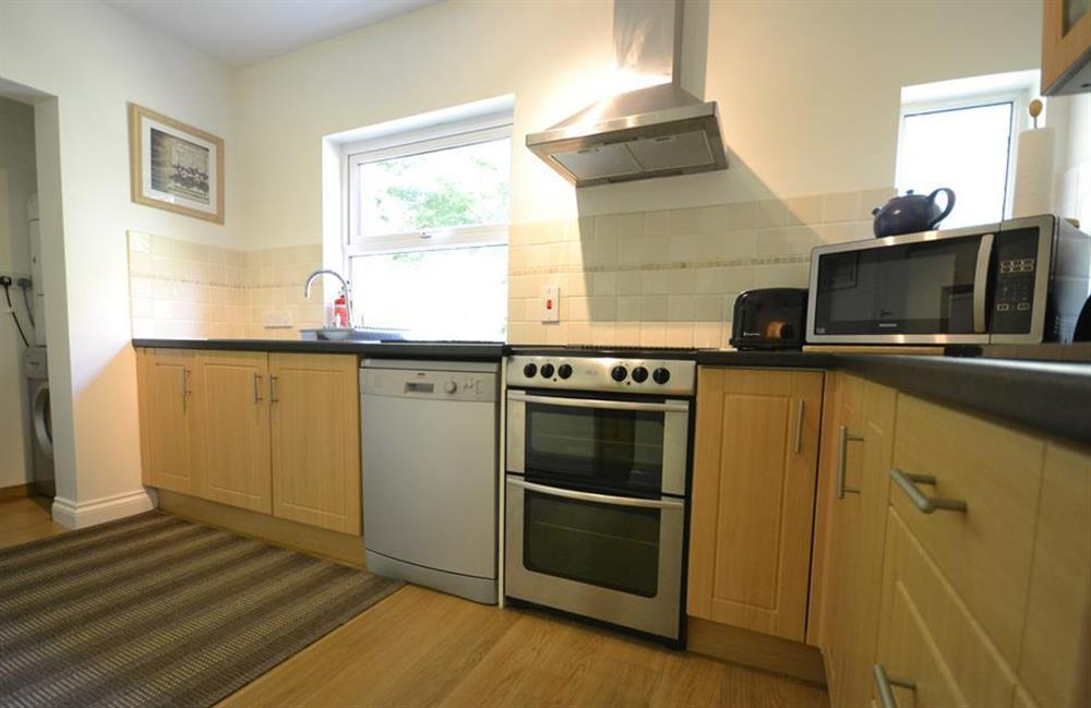 Another view of kitchen at End O Moor, Shaugh Prior