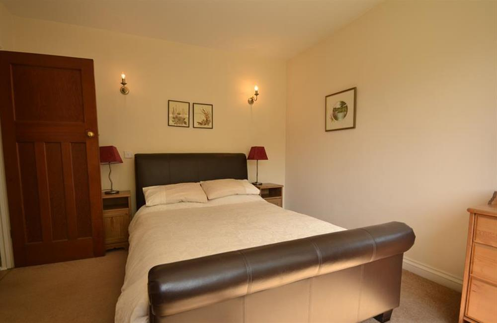 Another view of master double room at End O Moor, Shaugh Prior