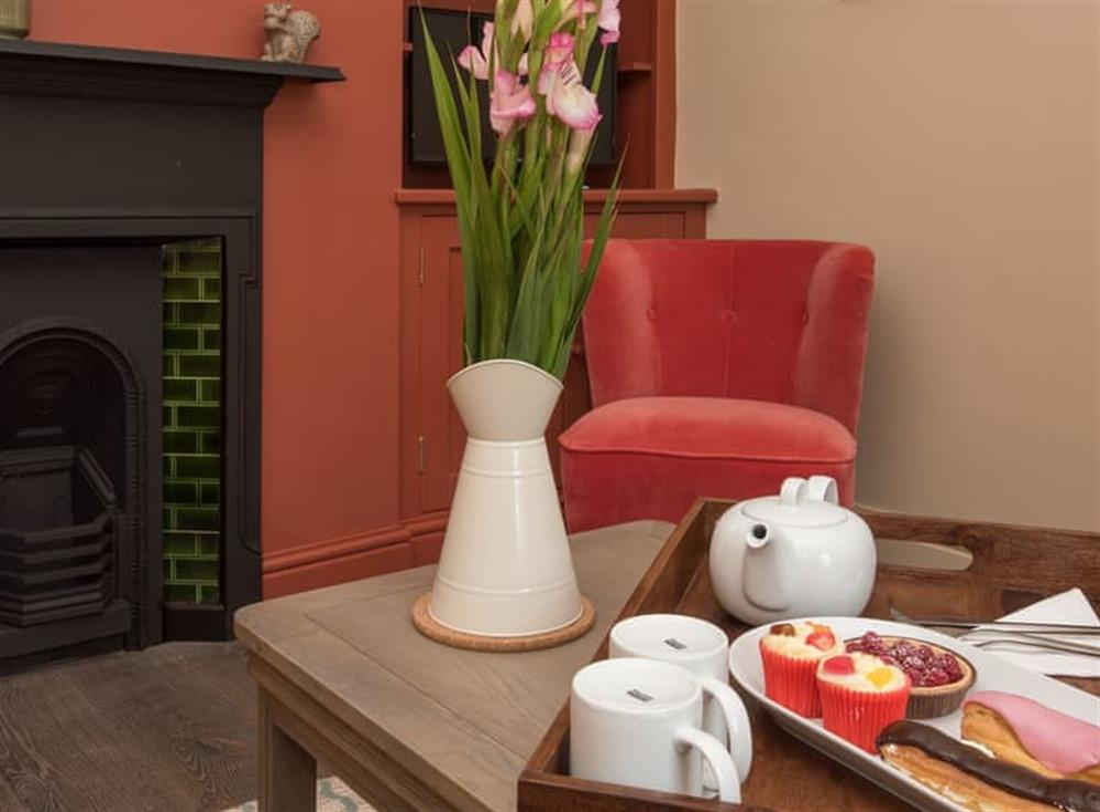 Cosy sitting room (photo 2) at Estate Cottage in Warstead, near North Walsham, Norfolk