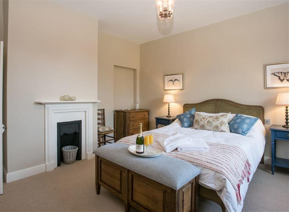 double bedroom (photo 2) at Estate Cottage in Warstead, near North Walsham, Norfolk